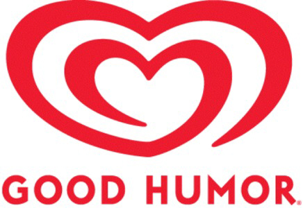 Good Humor. Good Humor is part of Unilever's Heartbrand family of ice creams that are sold in more than 40 countries around the world under many different local names, including Wall's and Algida.
