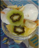 kiwifruit icecreams